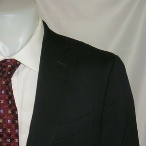 Ermengildo Zegna Multiseason Two Button Blazer 42R